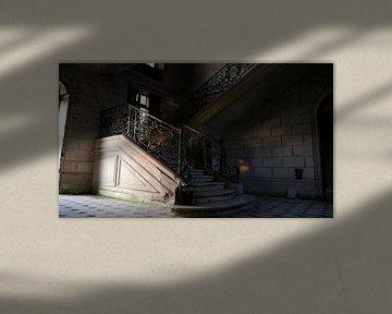 De gouden trap von Edou Hofstra