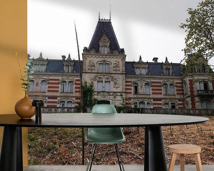 Beispiel fototapete: Het sprookjes kasteel von Edou Hofstra