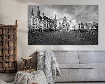 City of Ghent von Scott McQuaide