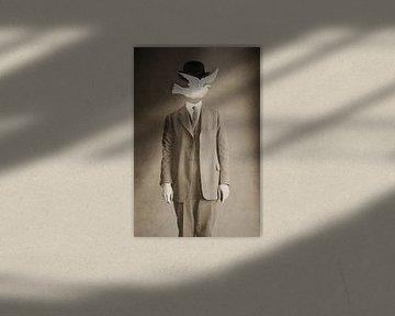 Monsieur Magritte van Marja van den Hurk