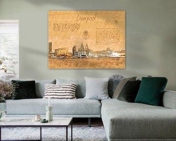 Liverpool von Printed Artings