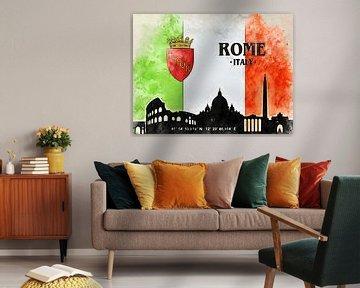Rom van Printed Artings