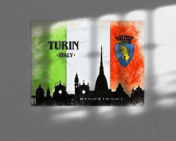Turin van Printed Artings