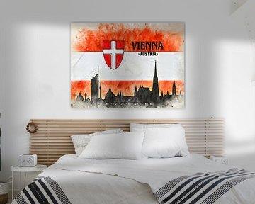 Wien van Printed Artings