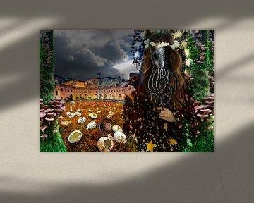 Gorgon Enkelkind von Terra- Creative
