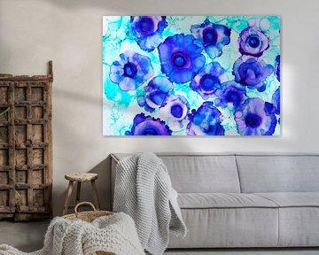 Blaue Mohnblumen / Blaue Mohnblumen Zusammenfassung von Joke Gorter