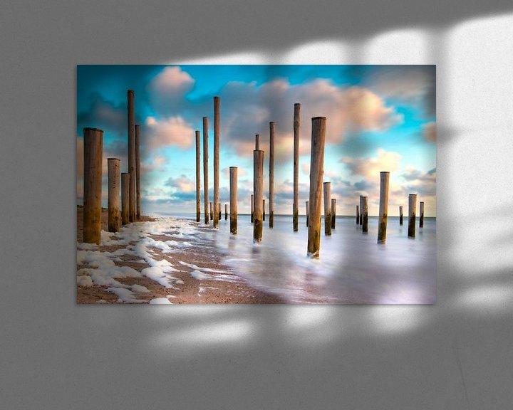 Impression: Village palatin près de Petten aan Zee sur Jaap Spaans
