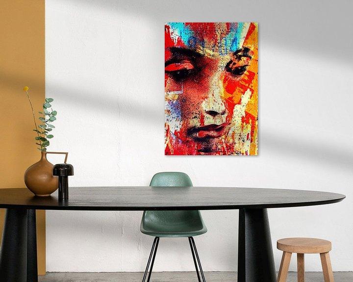 Beispiel: Woman 81704 von PictureWork - Digital artist