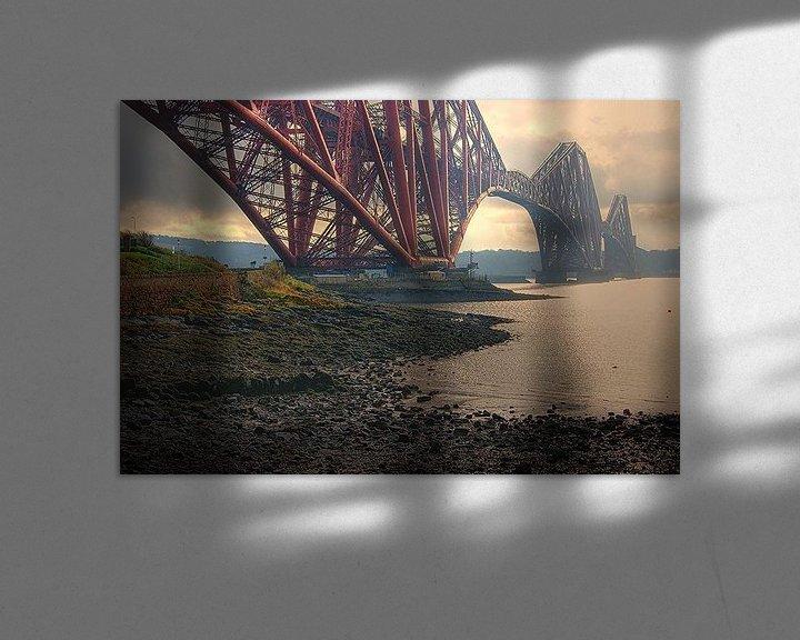 Sfeerimpressie: Firth of Forth van Remy De Milde