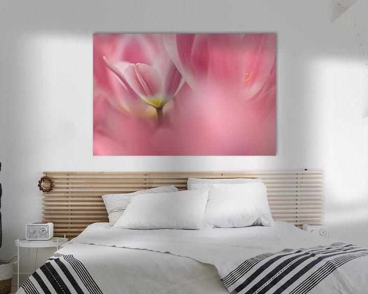 Sfeerimpressie: Roze tulpen van Teuni's Dreams of Reality