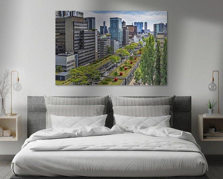 Beispiel: Die High Line Baan von Frans Blok