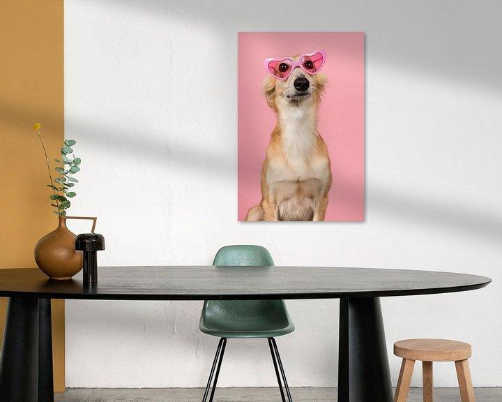 Beispiel: Door een roze bril von Elles Rijsdijk