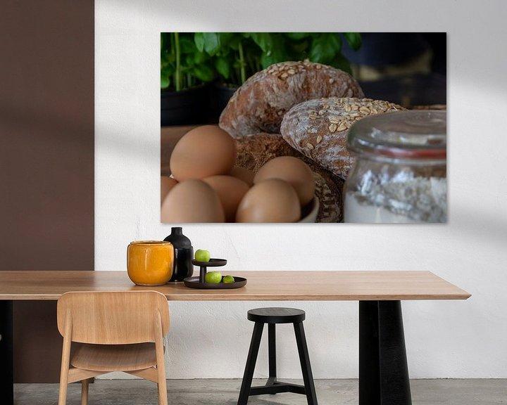 Beispiel: Brood en eieren von Jaco Verheul