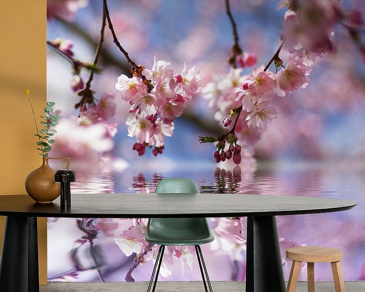 Sfeerimpressie behang: I have a Dream van Tanja Riedel