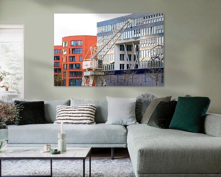 Beispiel: Innenhafen Duisburg (7-23023) von Franz Walter