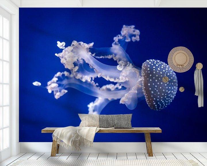 Sfeerimpressie behang: Kwal van Hans Huys