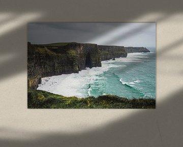 De Kliffen van Moher van Wahid Fayumzadah