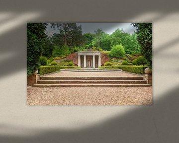 Beau jardin anglais sur Anouschka Hendriks
