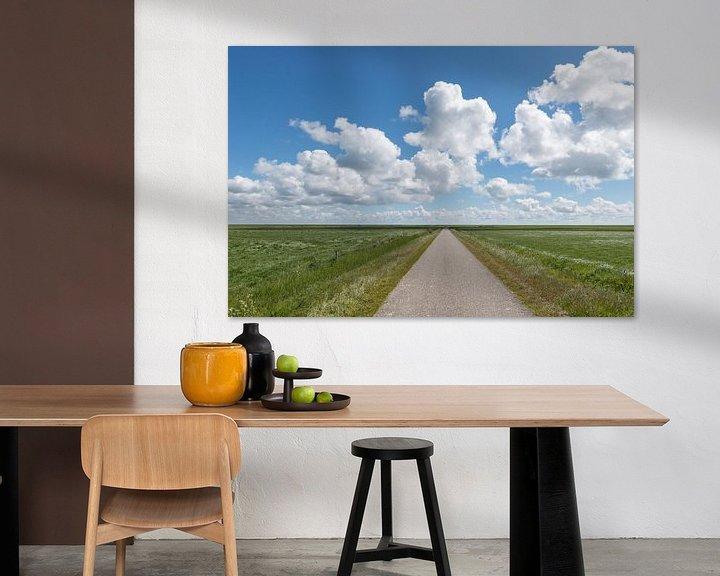 Beispiel: Hollandse luchten von Raoul Baart