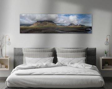 Panorama South Iceland