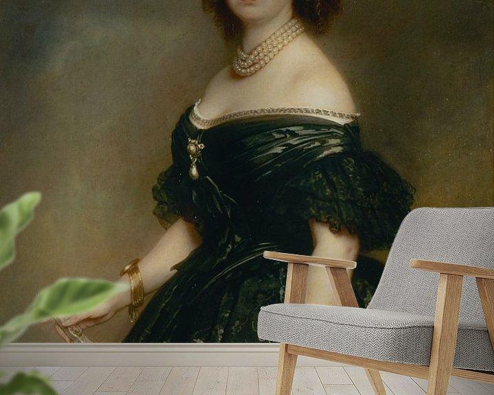 Beispiel fototapete: Sophie Württemberg Königin der Niederlande