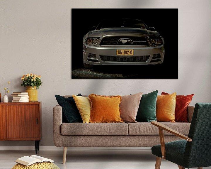 Sfeerimpressie: Mustang van marco de Jonge