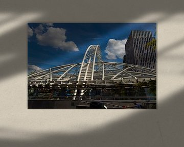 Rotterdam Station Blaak von Gertjan Hesselink