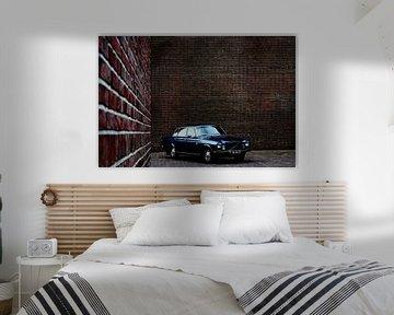 Klassieke Volvo 164 van Niek Van Helden
