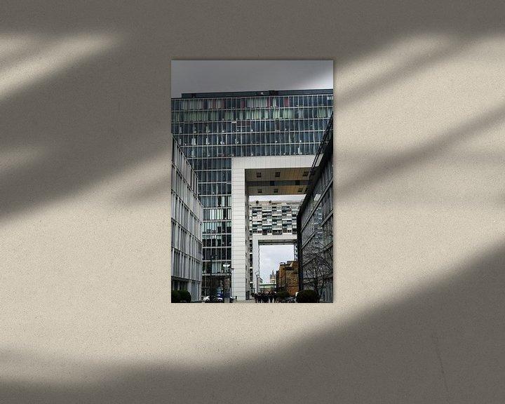 Sfeerimpressie: Kranhäuser Köln van Yven Dienst