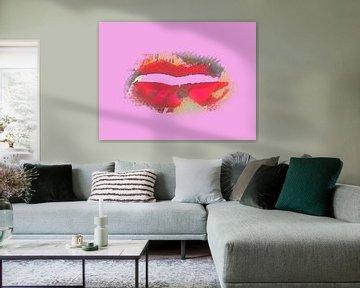 Kiss me von Gabi Hampe