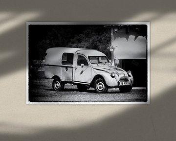 Citroën AK 400 van Ton van Buuren