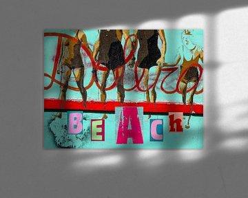 BEACH van Gabi Hampe