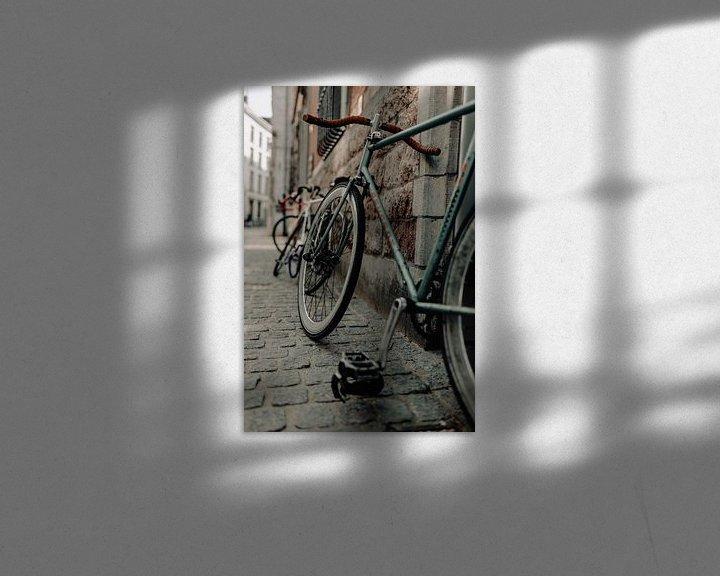 Sfeerimpressie: Old bicycle van Jelle Lagendijk