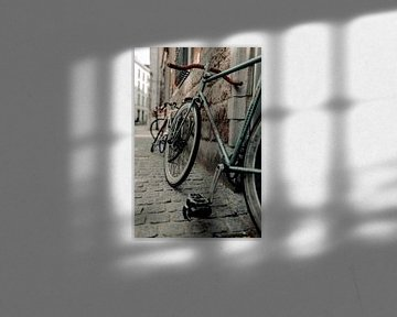 Old bicycle van Jelle Lagendijk