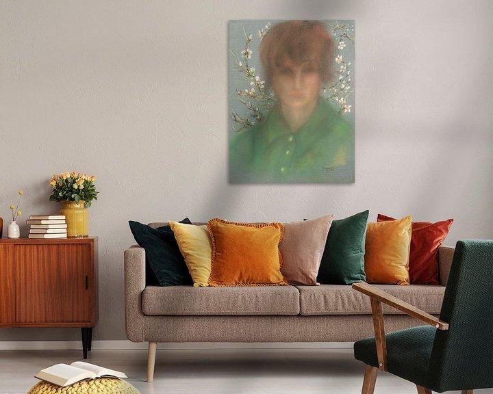 Sfeerimpressie: Geinspireerd door van Gogh. van Ineke de Rijk