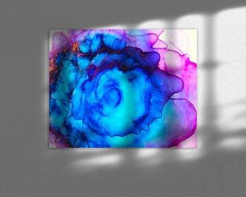 Blauer Nebel 3 / Blauer Spray 3 Zusammenfassung von Joke Gorter