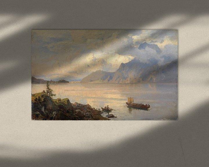 Beispiel: Traunsee, Hans Frederik