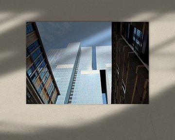 Architectuur op de Kop van Zuid in Rotterdam - De Rotterdam von Georgina Fotografie