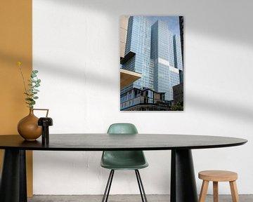 Architectuur in Rotterdam - De Rotterdam von Georgina Fotografie