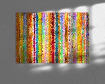 Abstracte strepen