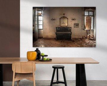 Altes Klavier von Olivier Photography
