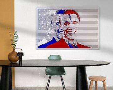 Obama van Hans Levendig (lev&dig fotografie)
