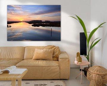 Dutch Sunrise von Sander van der Werf