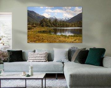 Key Summit lake / Nieuw - Zeeland