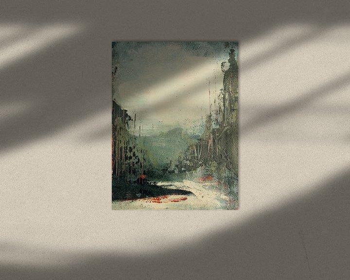 Beispiel: Green twilight von RAR Kramer