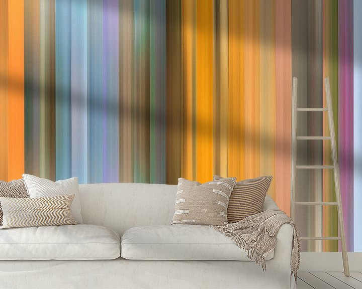 Impression: Palette de couleurs de la nature aux Pays-Bas sur Reina Nederland in kleur