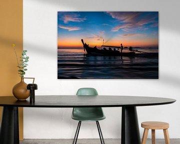 Thailand - Fischerboot