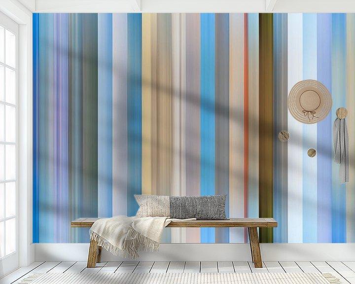 Impression: Palette de couleurs de la province de Friesland aux Pays-Bas sur Reina Nederland in kleur