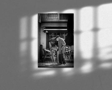 Alter mann. von Aukelien Philips