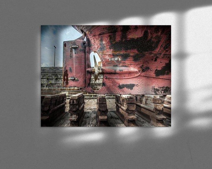 Sfeerimpressie: Scheepsschroef van Olivier Photography